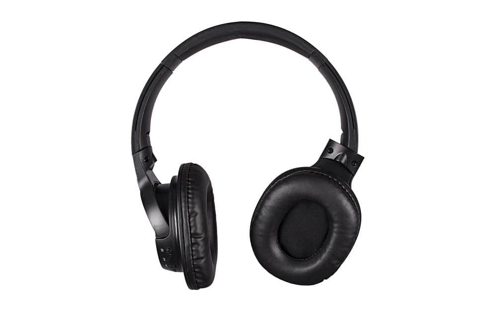 URBAN GEAR Blaze HD Wireless Bluetooth Stereo Headphones with Built In Mic,  FM Radio, TF Card Support