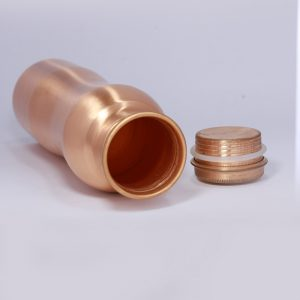 Urban Gear copper water bottle for Curing Diseases Like – Fatness, Liver Diseases, Stomach Disorders, Mental Weakness, Cough, Blood Pressure, Joint Pains, Heart Diseases, Piles etc