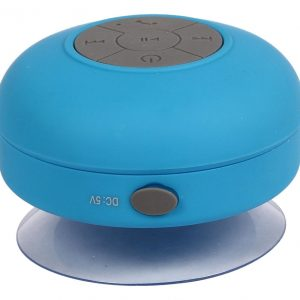 Mist Portable Waterproof Bluetooth Speaker with Mic