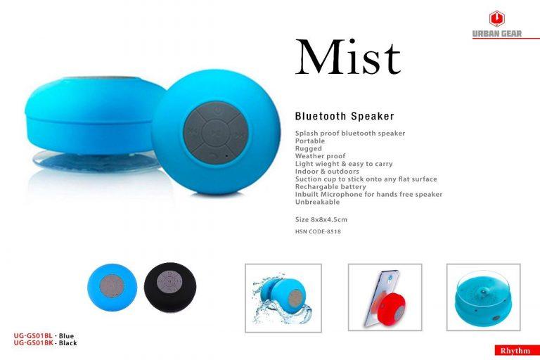 Mist Bluetooth Speaker