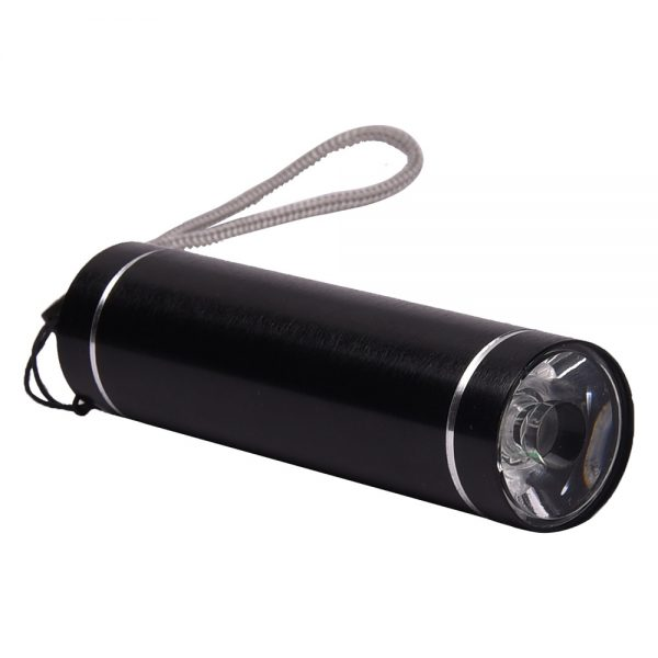 LED Flashlight Pocket Metal Torch for Home Office