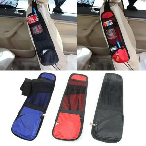 Car Side Seat Hanging Organiser 2pc Set