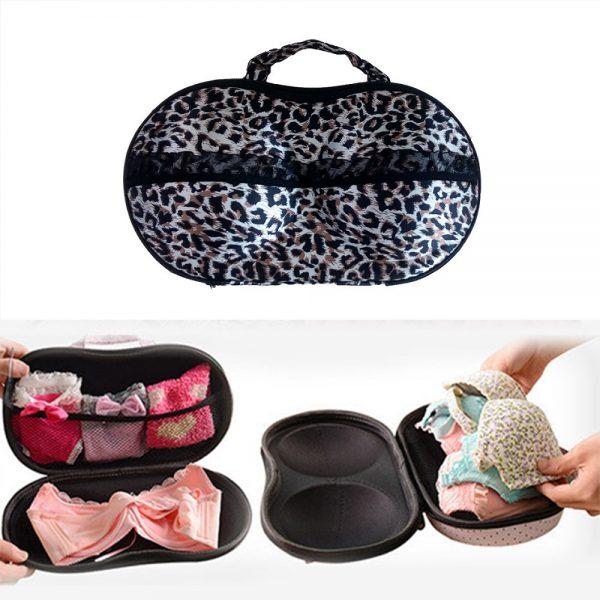 Bra Organizer Bag, Lingerie Travel Bra Bag Organizer