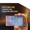 Apply PAN Card Online
