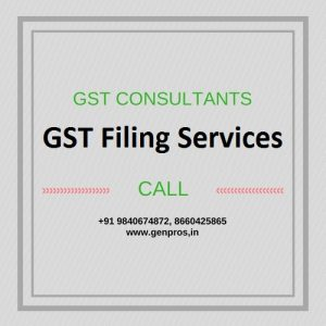Amazon GST filing, GSTR filing services, GST return filing
